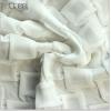 广德隆纺织婚纱礼服雪纺压褶复合布亲子装百褶裙面料